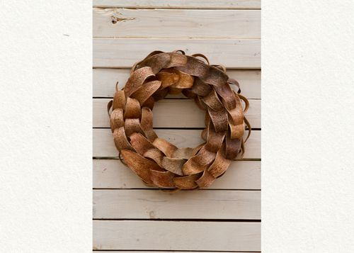 Terrain - mahogany wreath