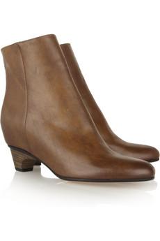 Margiela shoyu peanut boots