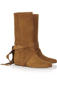 M kors suwde boots