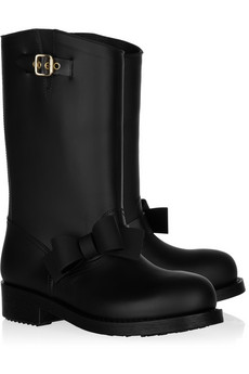 Valentino wellies